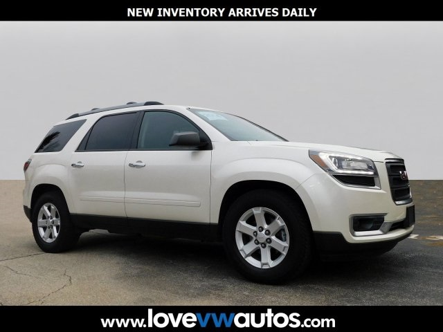 Pre-Owned 2014 GMC Acadia SLE-2