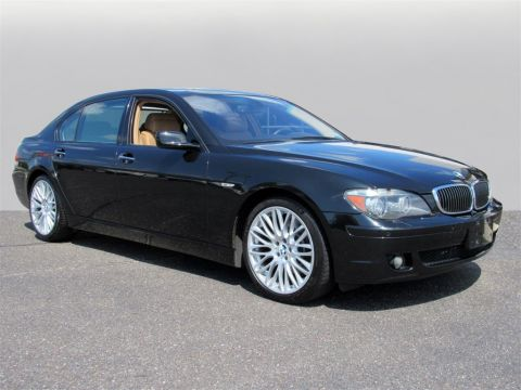 Pre-Owned 2008 BMW 7 Series 750Li
