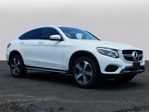 2017 Mercedes-Benz GLC GLC 300 Coupe